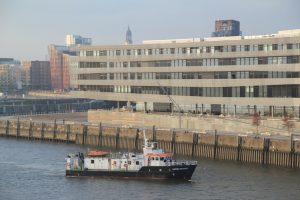 Mit der Hydrographie die Elbe erkunden