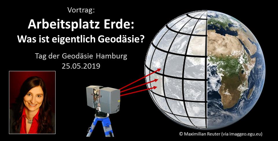 Geodäsie & Geoinformatik: Ein Fach so vielseitig wie die Welt.