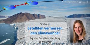 Vortrag: Satelliten vermessen den Klimawandel